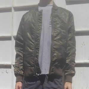 South Pole bomber jacket